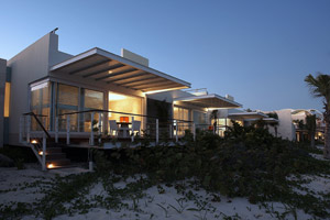 Beach Front Casitas at Blue Diamond Luxury Boutique Hotel